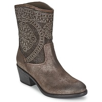 Chaussures Femme Bottines Now PIOMBO Gris