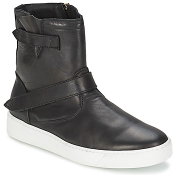 Chaussures Homme Boots Ylati CAPPELLA Noir