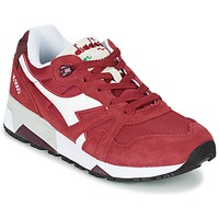 Chaussures Baskets basses Diadora N9000 III Rouge