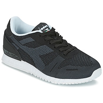 Chaussures Baskets basses Diadora TITAN WEAVE Noir