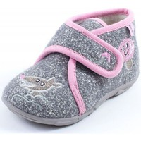 Chaussures Fille Chaussons GBB Chaussons  Fille gris LAKISHA gris