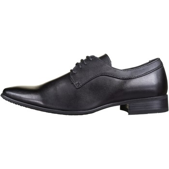 Chaussures Homme Derbies Reservoir Shoes Apolo Black Noir