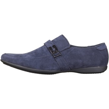 Chaussures Homme Mocassins Reservoir Shoes Milo Navy Bleu