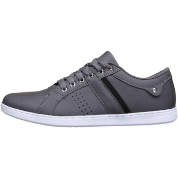 Chaussures Homme Baskets basses Reservoir Shoes Anda Dark Grey Suede Gris