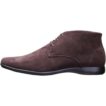 Chaussures Homme Derbies Reservoir Shoes Tarek Bottine Choco Suede Marron