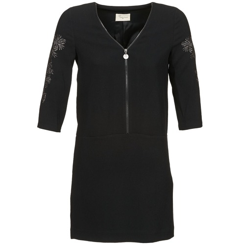 Vêtements Femme Robes courtes Stella Forest BRO001 Noir