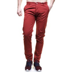 Chinos / Carrots Kenzarro Kd67003 Chino Bordeau
