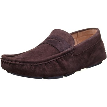 Chaussures Homme Mocassins Reservoir Shoes Raul Choco Marron