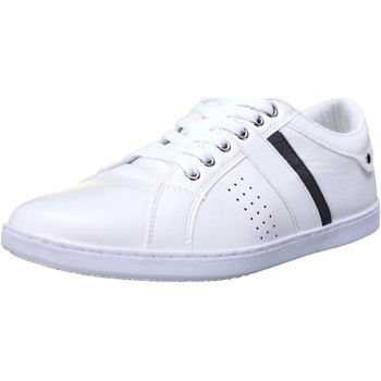 Chaussures Homme Baskets basses Reservoir Shoes Anda Blanc Suede Blanc