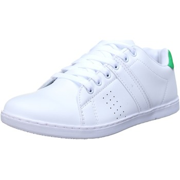 Chaussures Homme Baskets basses Reservoir Shoes Basil Blanc Blanc
