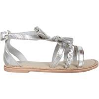 Chaussures Fille Sandales et Nu-pieds Cheiw 47118 Blanco