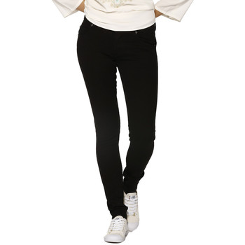 Vêtements Femme Jeans slim Cheap Monday Jeans FEMME - TIGHT - NEW BLACK Noir