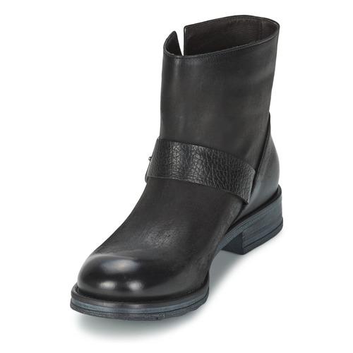 Boots Noir Café Chaussures Femme Rosas OkPXZiuT