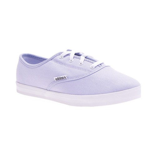 Chaussures Femme Baskets basses adidas Originals Vlneo Casual violet