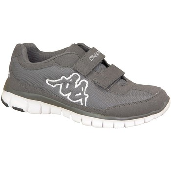 Chaussures Homme Baskets basses Kappa Sylwester II K Gris