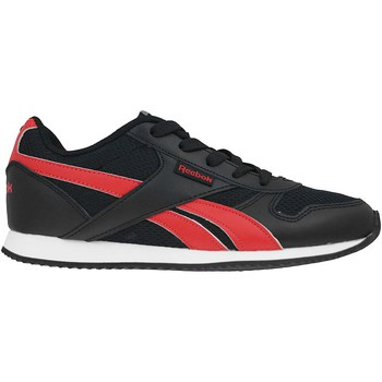 Chaussures Fille Baskets basses Reebok Sport Royal Cljogger Noir