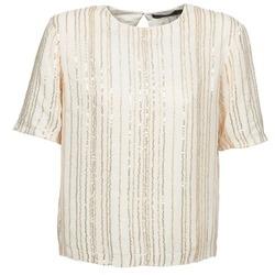 Vêtements Femme Tops / Blouses Antik Batik ROMINA Crème