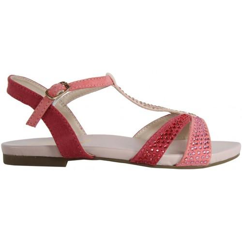 Chaussures Fille Sandales et Nu-pieds Cheiw 47077 Rosa