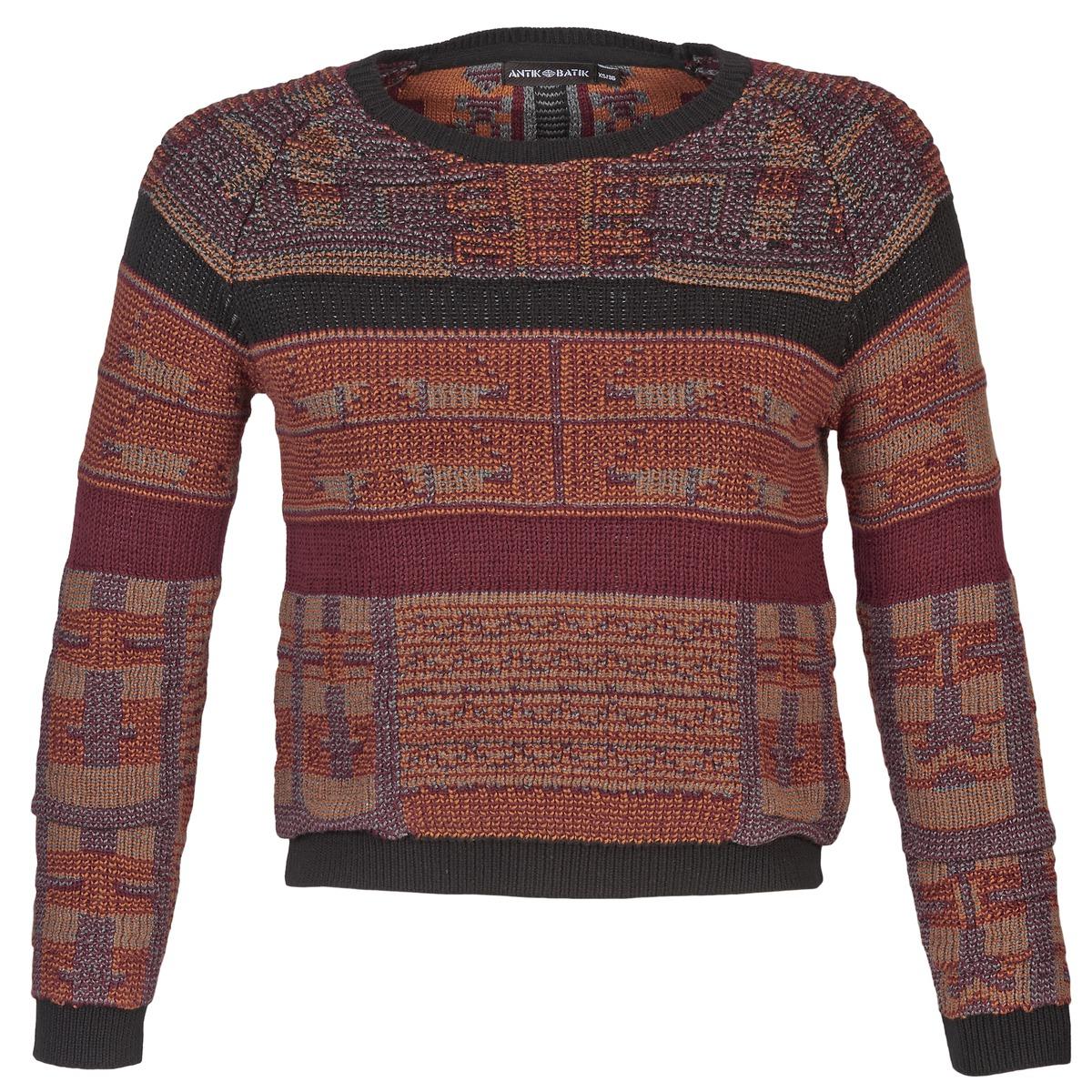 Antik Batik AMIE Rouille