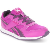 Chaussures Fille Baskets basses Reebok Sport Royal Cljogger Violet
