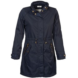 Vêtements Femme Parkas TBS GABVES Bleu nuit