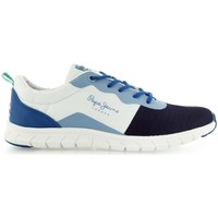 Chaussures Homme Baskets basses Pepe jeans Coven Seal Boy PEPBS30160 Blanc