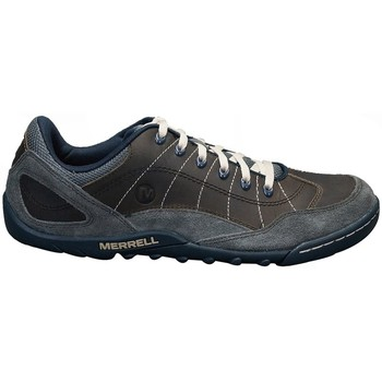Chaussures Homme Baskets basses Merrell Sector Pike Gris-Marron