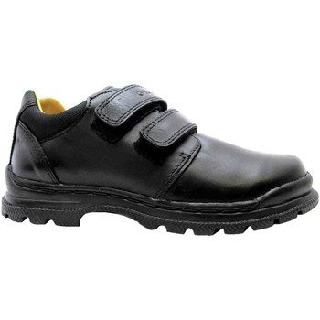 Chaussures Garçon Derbies Geox J William A Noir
