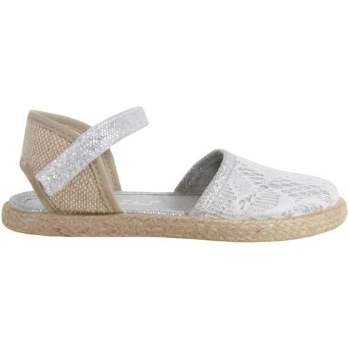 Chaussures Fille Sandales et Nu-pieds Cheiw 47110 Plateado