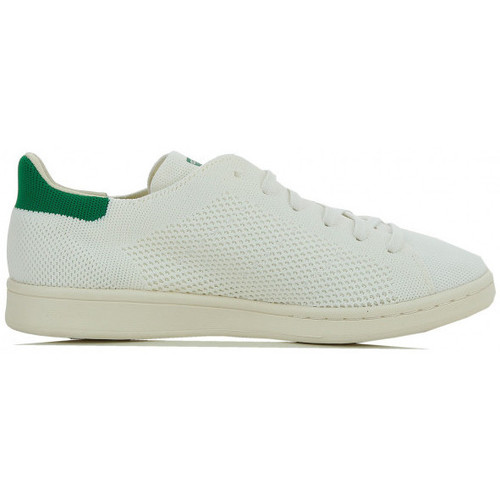 Chaussures Homme Baskets basses adidas Originals Stan Smith Primeknit - Ref. S75146 Blanc