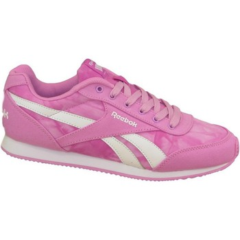 Chaussures Fille Baskets basses Reebok Sport Royal CL Jog 2GR Rose