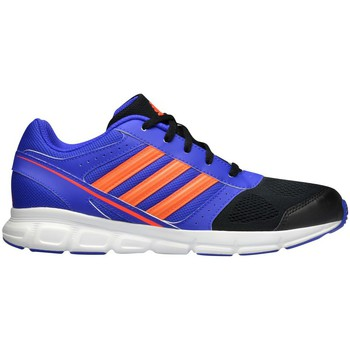 Chaussures Homme Baskets basses adidas Originals Hyperfast K Noir-Orange-Violet