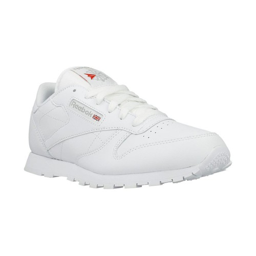 Chaussures Homme Baskets basses Reebok Sport CLASSIC LEATHER W blanc