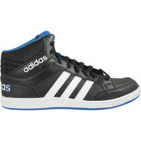 Chaussures Homme Baskets montantes adidas Originals Hoops Mid K blanc