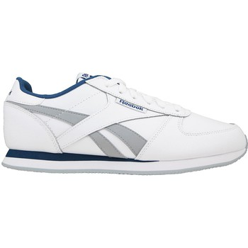 Chaussures Homme Baskets basses Reebok Sport Royal Cljogger Ltr Blanc