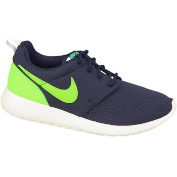 Chaussures Homme Baskets basses Nike Roshe One GS Bleu marine