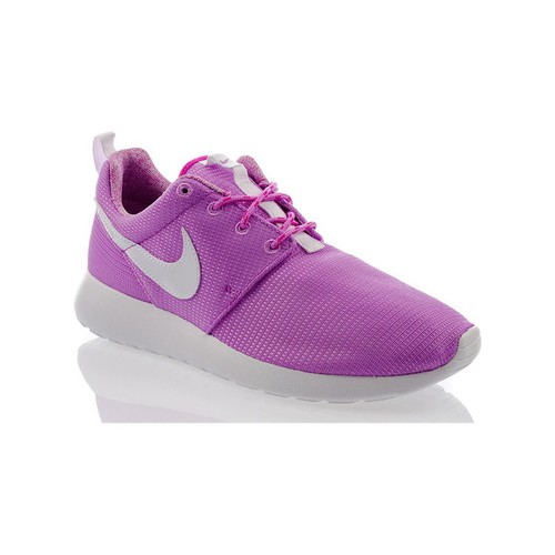 Chaussures Homme Baskets basses Nike Rosherun GS Violet
