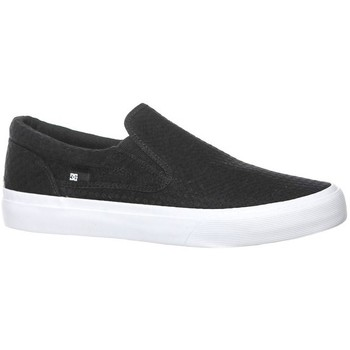 Chaussures Homme Slips on DC Shoes Shoes Trase Slipon TX Noir