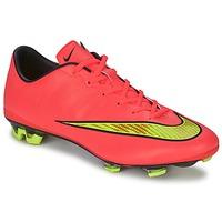 Chaussures Homme Football Nike MERCURIAL VELOCE II FG Hypr Punch / Mtlc Gld Cn-Noir-Vlt