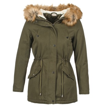 Vêtements Femme Parkas Moony Mood HADDY Kaki