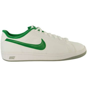 Chaussures Homme Baskets basses Nike Main Draw GS Blanc-Vert