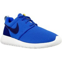 Chaussures Homme Baskets basses Nike Roshe One GS Bleu