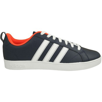 Chaussures Homme Baskets basses adidas Originals Advantage VS Rouge-Blanc-Bleu marine