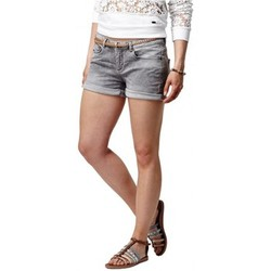 Vêtements Femme Shorts / Bermudas O'neill Short  Lw Endless Denim - Grey Bleached Gris