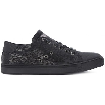Chaussures Homme Baskets basses Stokton CERMIS BLACK Multicolore