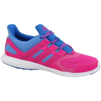 Chaussures Homme Baskets basses adidas Originals Hyperfast 20 K Bleu,Rose