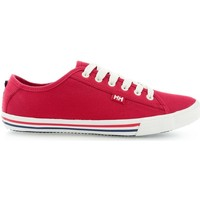 Chaussures Homme Baskets basses Helly Hansen Fjord Canvas 10772 Rose