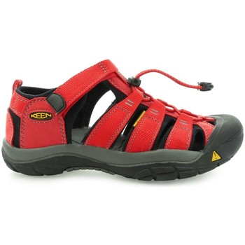 Sandales et Nu-pieds Keen Newport H2 Youth Ribbon Red Gargoyle