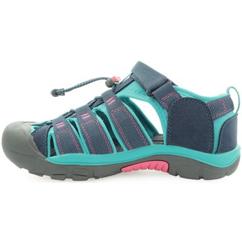 Sandales et Nu-pieds Keen Newport H2 Youth Midnight Navy Baltic