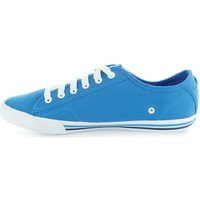 Chaussures Homme Baskets basses Helly Hansen Fjord Canvas 535 Racer Blue Bleu